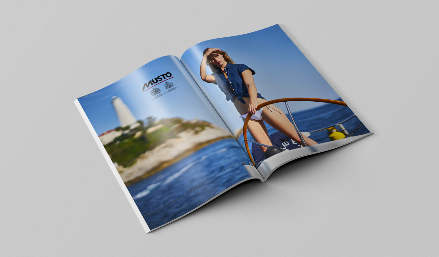 Musto Lifestyle SS18